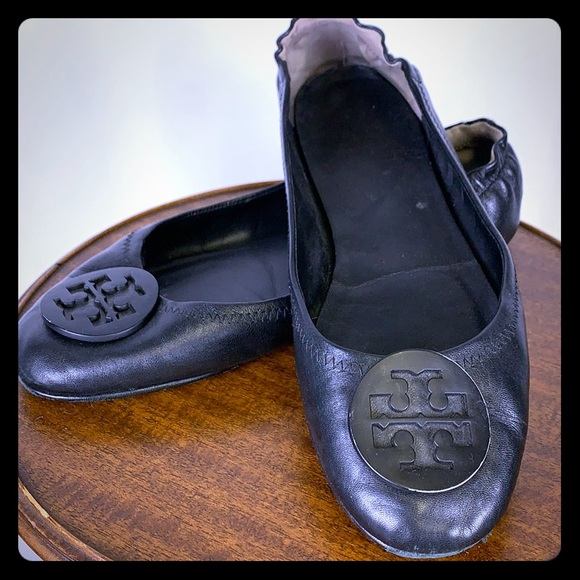 Well Loved Tory Burch Flats